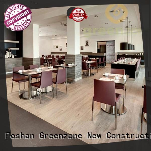 Greenzone super click best luxury vinyl flooring wpc park,