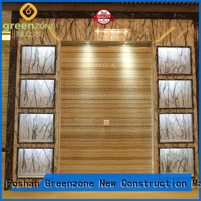 Greenzone indoor design marble stone price hot sale resort