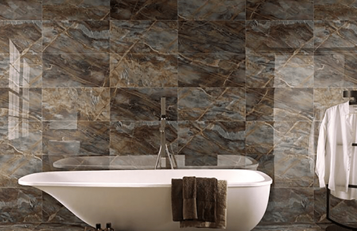 Greenzone-Water-proof And Environmentally Friendly Indoor Eco Marble UV Panel