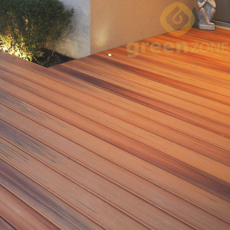 DEL14022S Durable Solid design for Eco-wood outdoor decoration flooring
