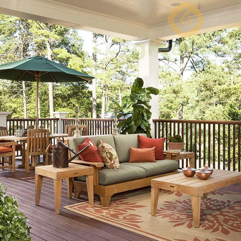 DNC14025  Nature Classic Wood Plastic Composite outdoor Decking 140*25mm