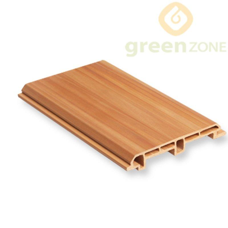 W90  Interior & Exterior Wood Plastic Composite Interlocking Wall Panel  113*16mm