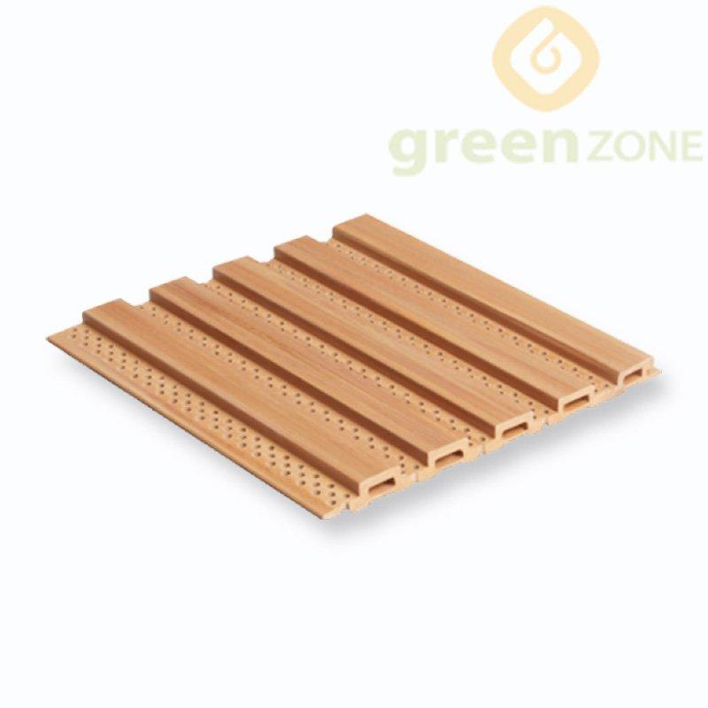 WA159  Sound Proof Wood Plastic Composite Acoustic Interior Wall Panel 159*10mm