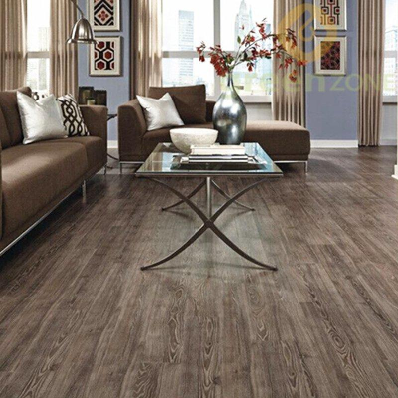 IDHE-180-4  Noiseless and Water-proof Super Click Vinyl Interior WPC Flooring