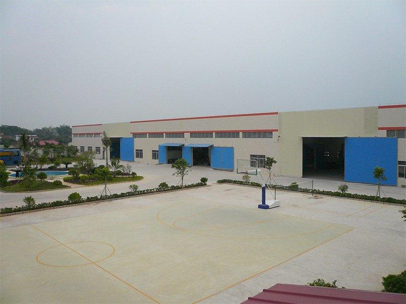 03 Manufacturing Building