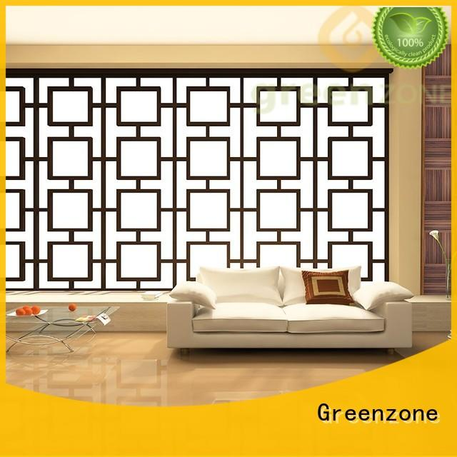 Greenzone real wood wall paneling manufacturer swimming pool