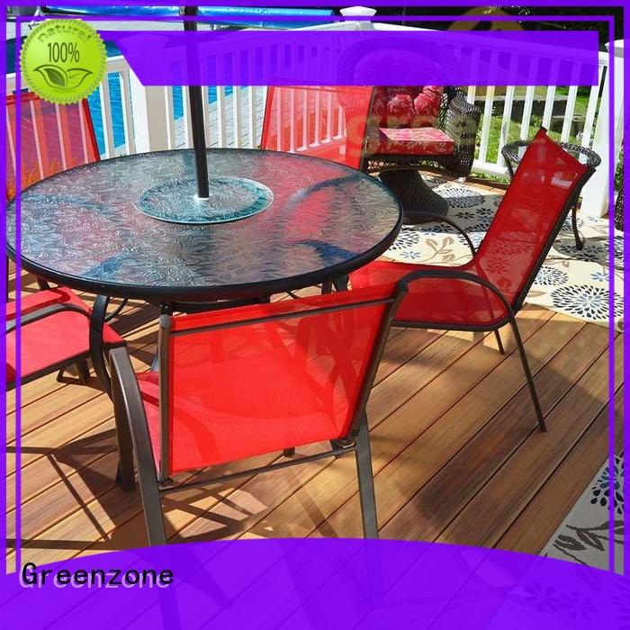 Greenzone wpc composite wood flooring cost