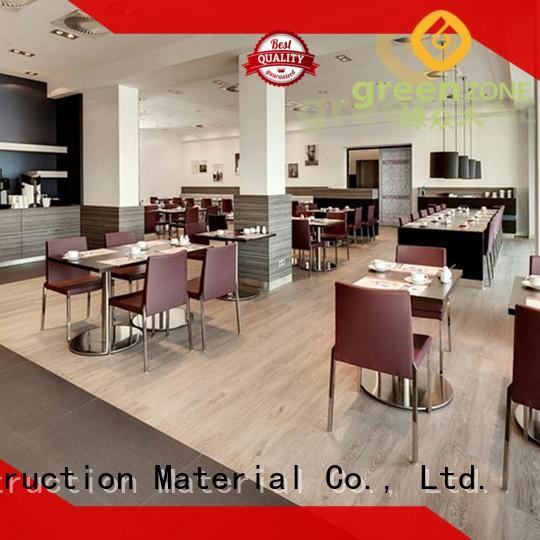 waterproof discount vinyl flooring click easy install restaurant
