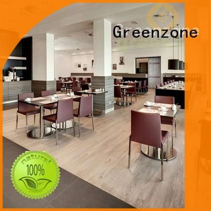 Greenzone noiseless quality vinyl flooring easy install office