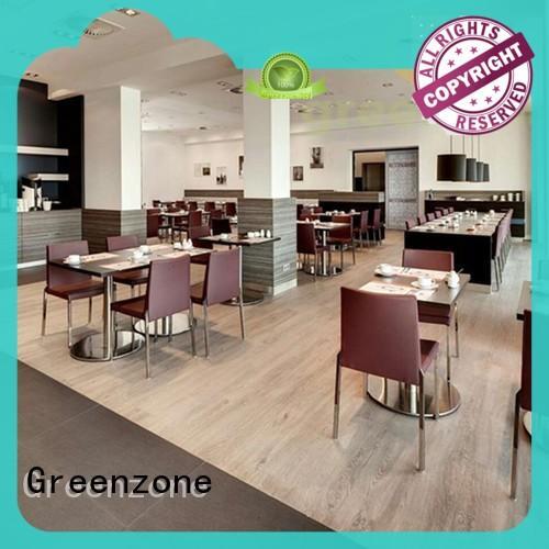 Greenzone super click vinyl plank flooring manufacturers modern design restaurant