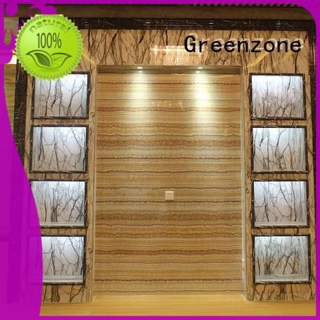 Greenzone custom marble sheets hot sale Indoor residential