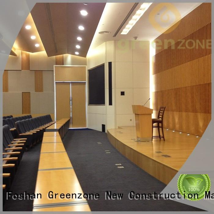 Greenzone custom stick on wood wall panels wholesale personal building