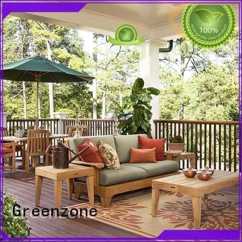 Quality Greenzone Brand classic wood composite wood flooring