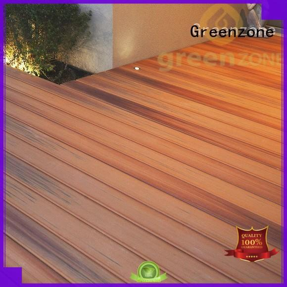 wpc planks durable del13823 15023mmdele15023 Greenzone Brand hardwood decking supply