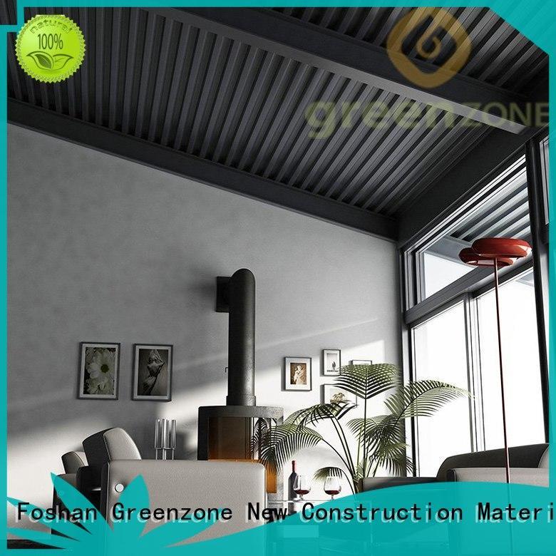 Greenzone panels indoor wood paneling price indoor