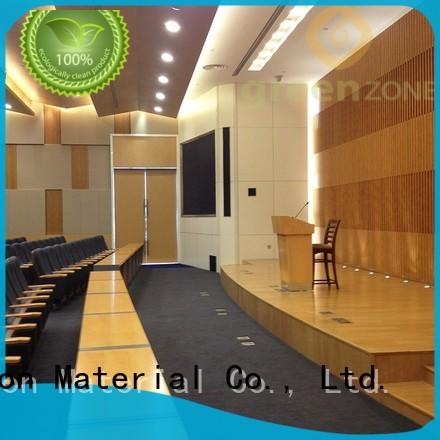 Greenzone Long lasting composite wood cladding wholesale personal building