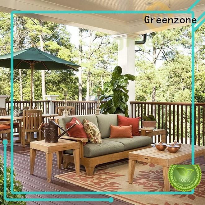Greenzone high-quality wpc tiles cost garden