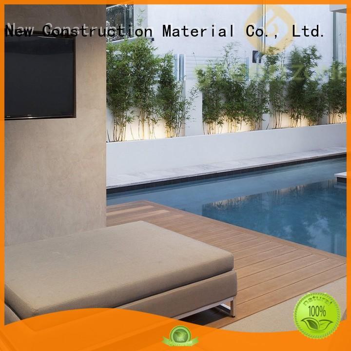 Greenzone Brand decoration eco custom wpc planks