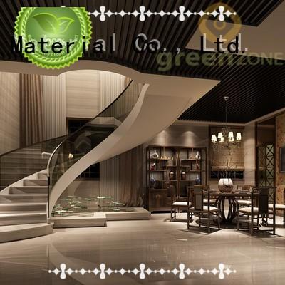 Greenzone ceiling wpc ceiling panels manufacturer