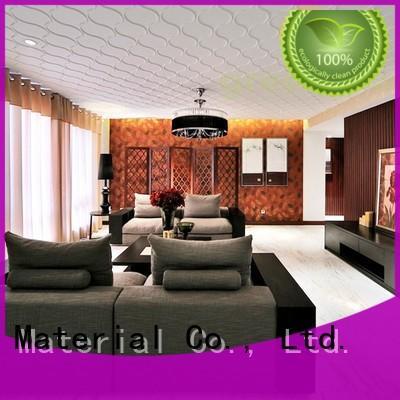 Greenzone environmental wall wood panels design bulk production indoor
