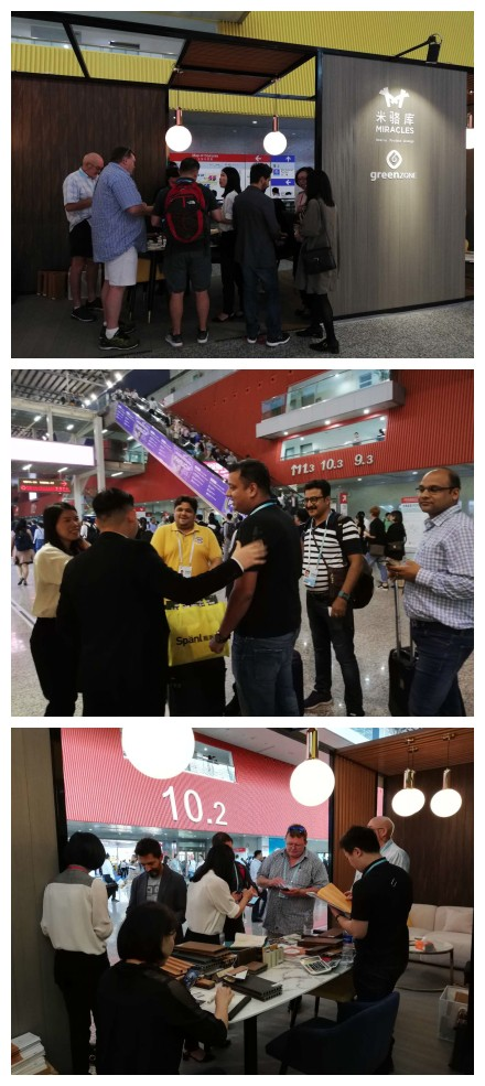Greenzone-News About Nice To See You Again At The 124th Canton Fair~-2