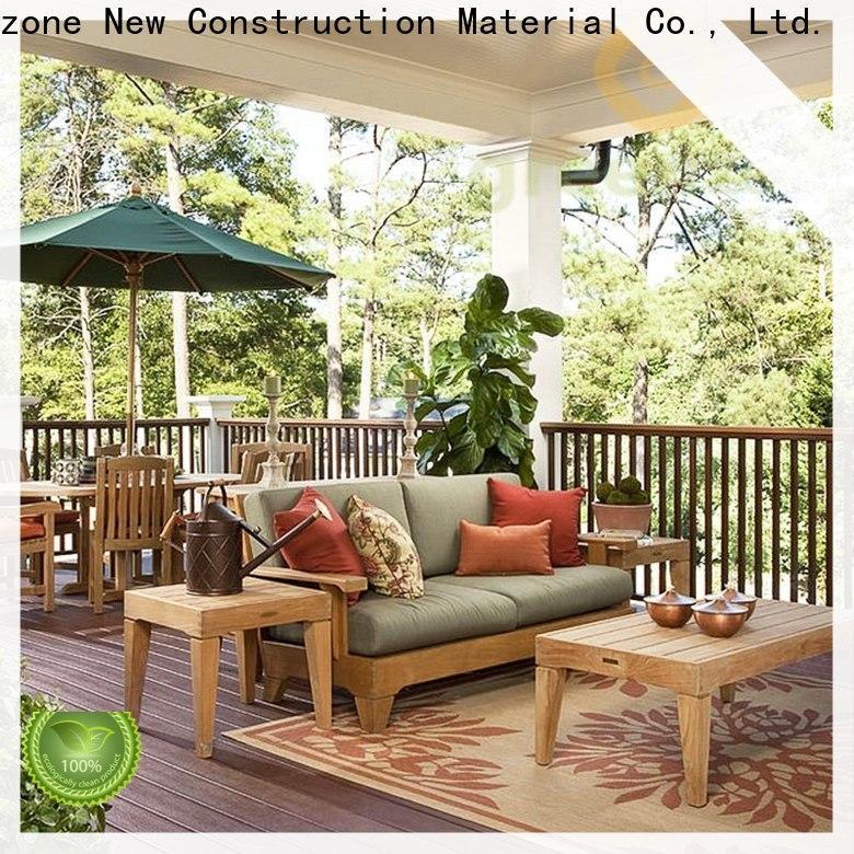 Greenzone best dark wood decking cost yard