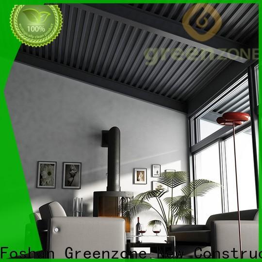 environmental modern wood wall paneling panel bulk production indoor